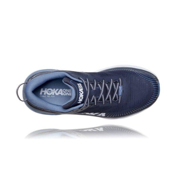 Hoka Bondi 7 - Scarpa uomo - Omra Blue/Provincial Blue