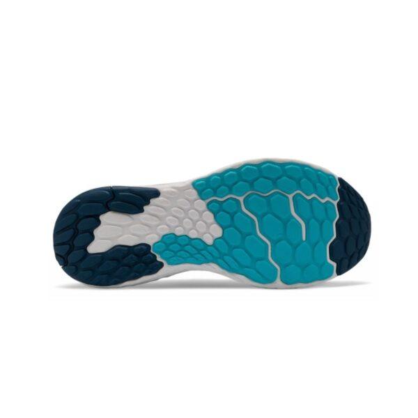 New Balance Fresh Foam 1080v11 - Scarpa uomo - Wave Blue with Rogue Wave