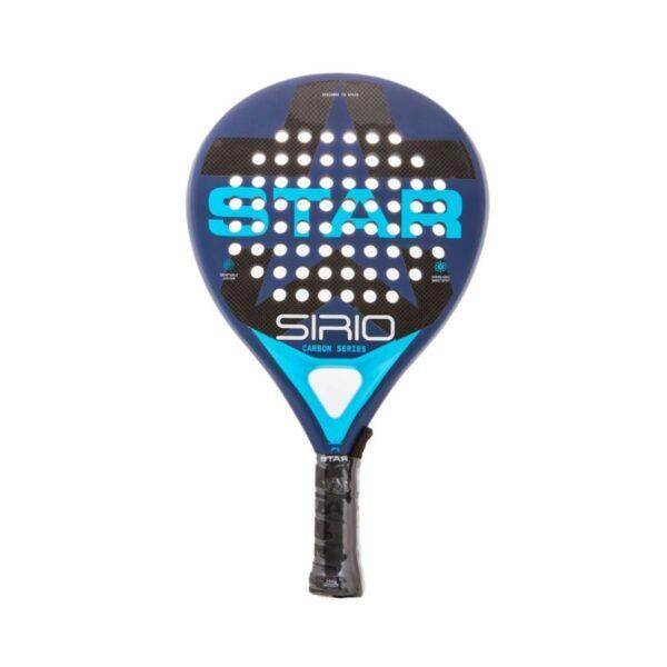 STAR Padel - Racchetta da padel professionale - Blue/Black