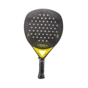 STAR Padel - Racchetta da padel professionale - Grey/Yellow