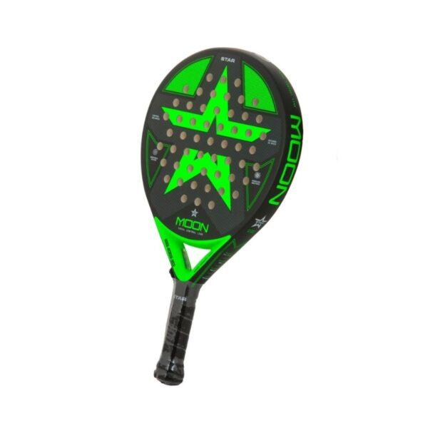 STAR Padel - Racchetta da padel semi professionale - Grey/Green