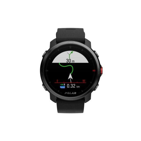 Polar GRIT X - Outdoor Multisport Watch - Black
