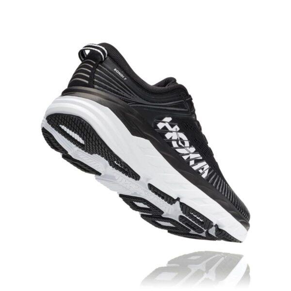 Hoka Bondi 7 - Scarpa donna - Black/White