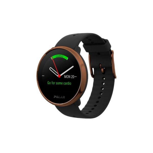 Polar IGNITE - Fitness Watch - Black/Copper